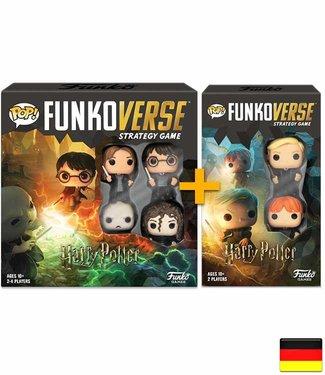 Funko Funkoverse | Harry Potter Brettspiel Bundle