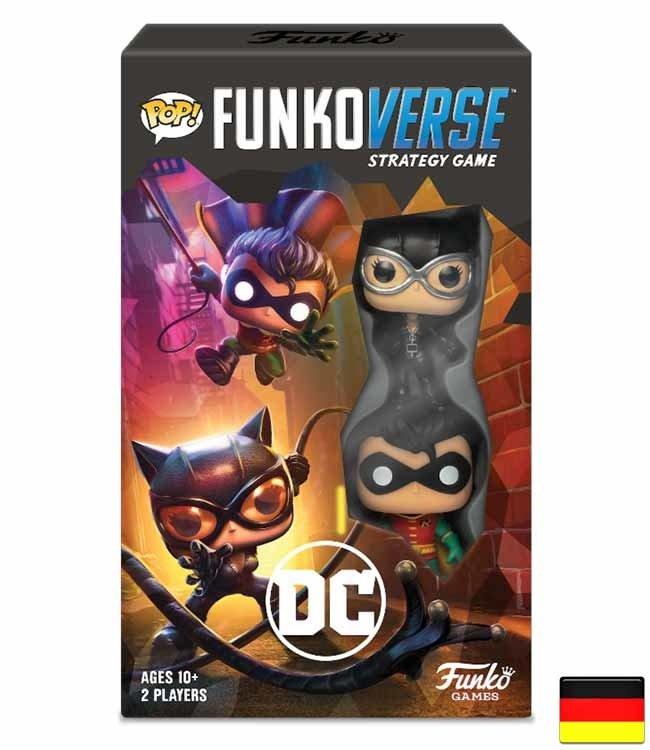 Funko Funkoverse | DC Comics (Expandalone) Brettspiel