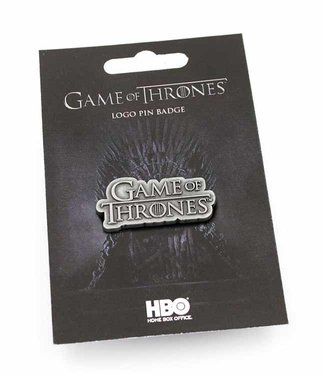 Game of Thrones Game of Thrones   Logo Ansteck-Pin