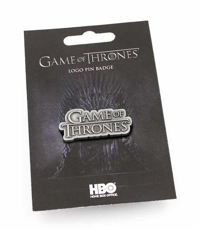 Game of Thrones Game of Thrones | Logo Ansteck-Pin