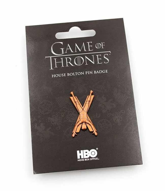 Game of Thrones Game of Thrones | Haus Bolton Ansteck-Pin