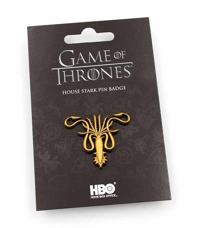 Game of Thrones Game of Thrones | Haus Graufreud Ansteck-Pin