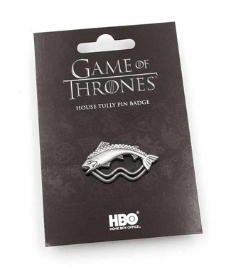 Game of Thrones Game of Thrones   Haus Tully Ansteck-Pin