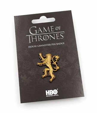 Game of Thrones Game of Thrones | Haus Lannister Ansteck-Pin
