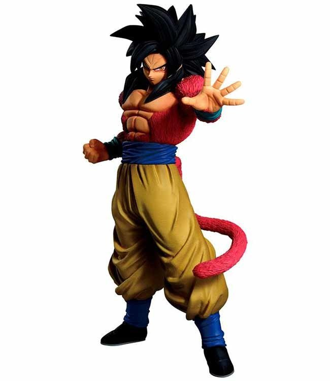 Banpresto Bandai Dragonball | Super Saiyan 4 Goku Statue
