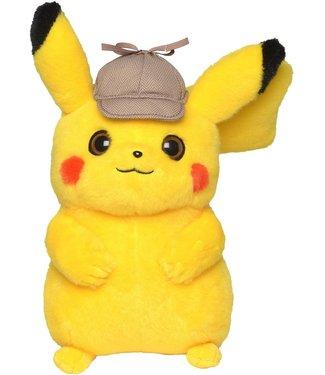Pokémon Meisterdetektiv Pikachu | Pikachu Plüschfigur