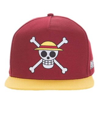 One Piece | Monkey D. Ruffy Snapback Cap