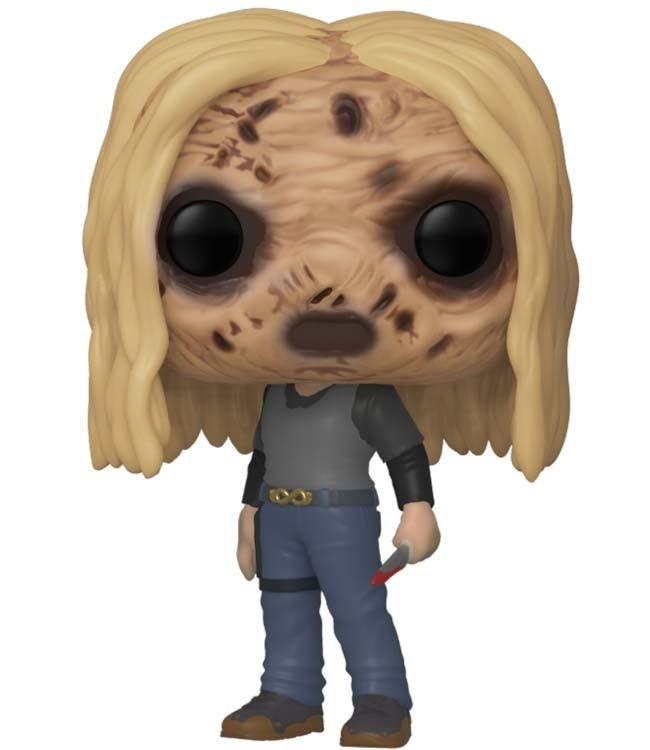 Funko The Walking Dead | Alpha (Mask) Funko Pop Vinyl Figur