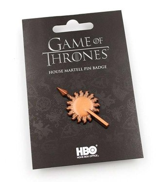 Game of Thrones Game of Thrones | Haus Martell Ansteck-Pin