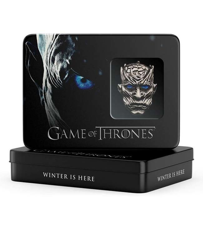 Game of Thrones Game of Thrones | Night King Ansteck-Pin & Plakette