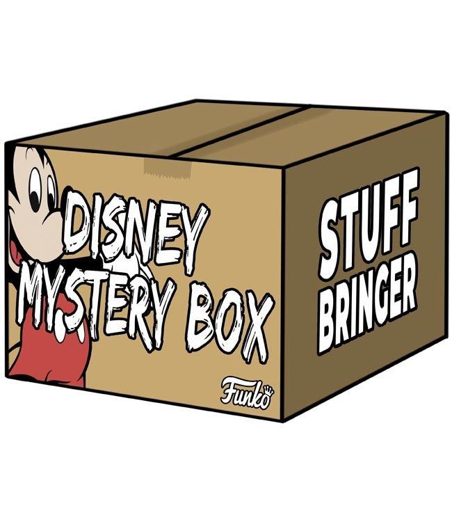 Funko Funko   Disney Mystery Box (6 Pop Vinyl Figuren)