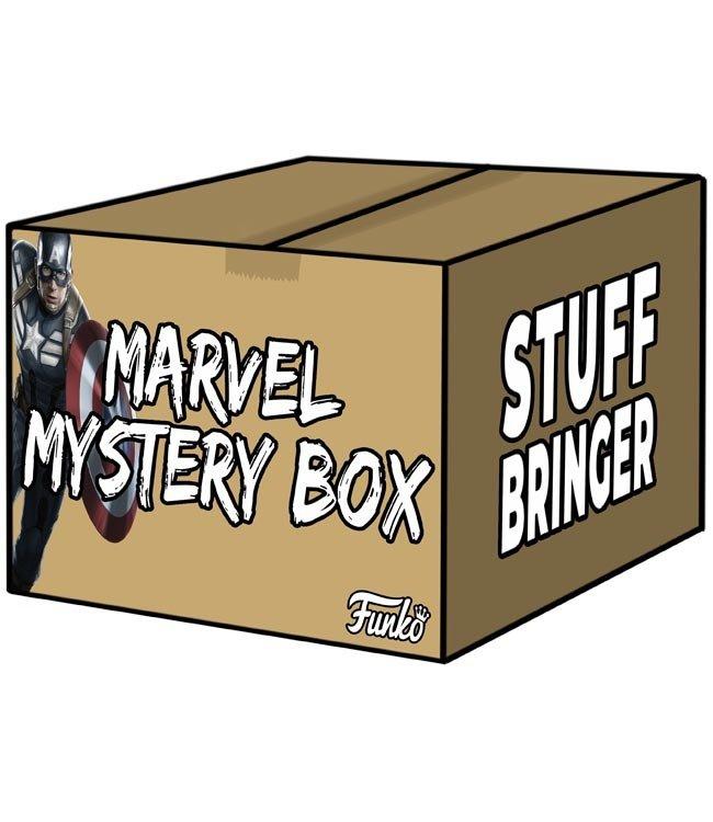 Funko Funko | Marvel Mystery Box (6 Pop Vinyl Figuren)