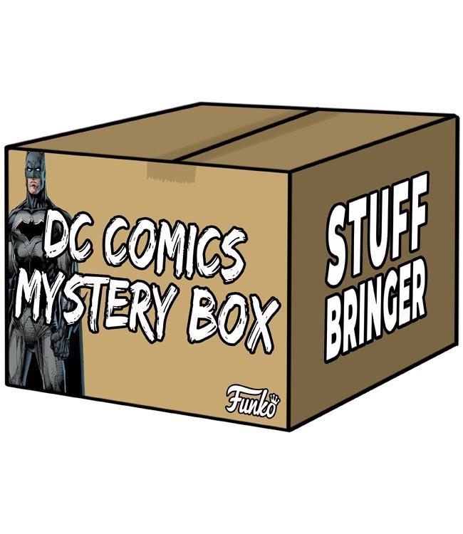 Funko Funko | DC Comics Mystery Box (6 Pop Vinyl Figuren)