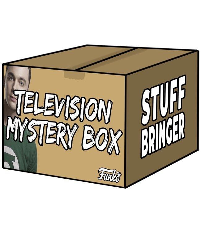 Funko Funko | Television Mystery Box (6 Pop Vinyl Figuren)