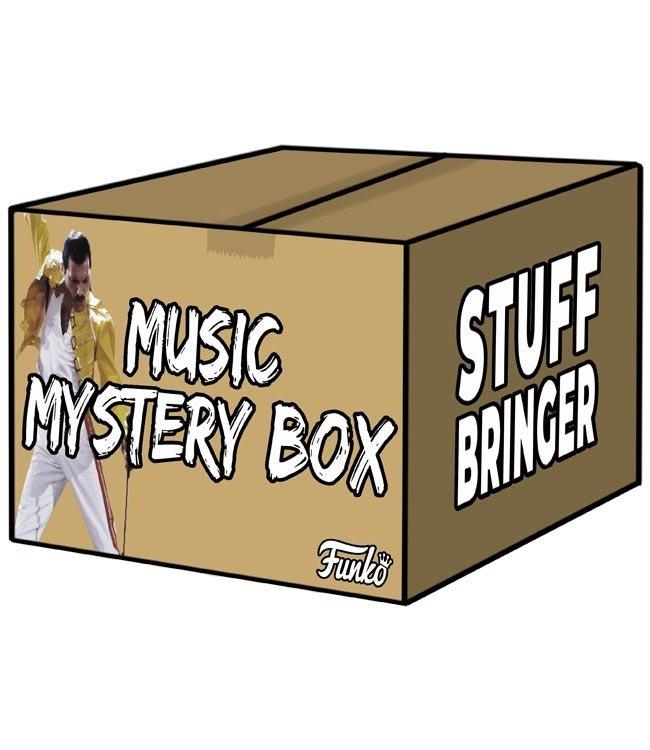 Funko Funko | Music Mystery Box (6 Pop Vinyl Figuren)