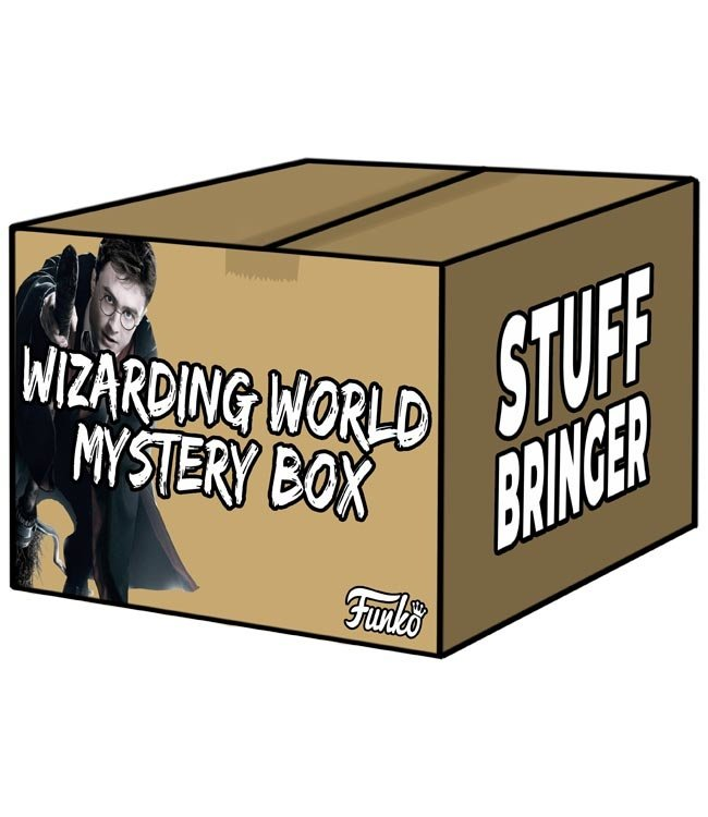 Funko Funko | Wizarding World Mystery Box (6 Pop Vinyl Figuren)