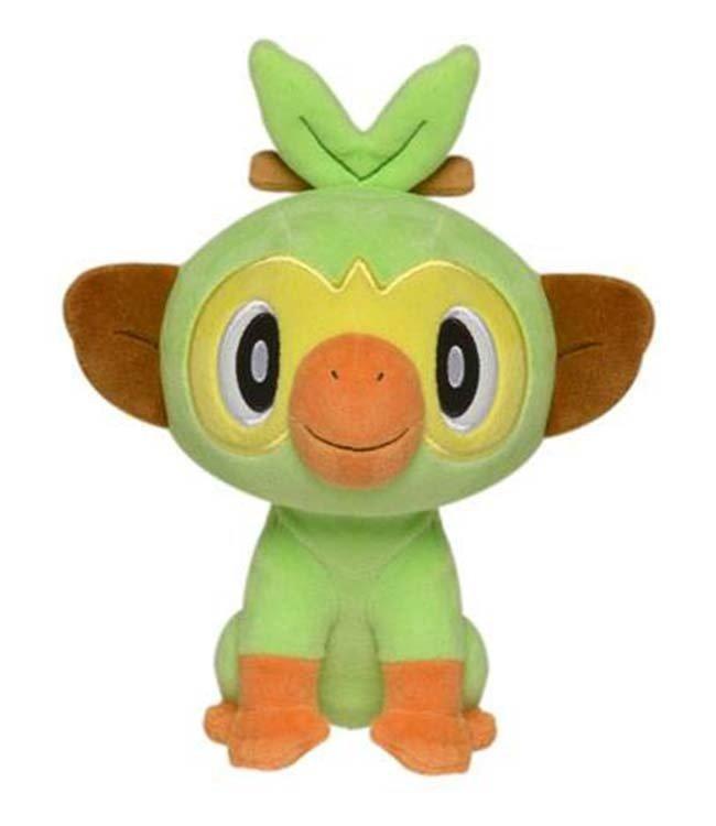 Pokémon Pokemon | Chimpep Plüschfigur