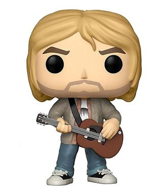 Funko Rocks | Kurt Cobain (Exc) Funko Pop Vinyl Figur