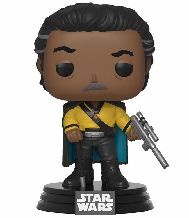 Funko Star Wars | Lando Calrissian (Blaster) Funko Pop Vinyl Figur