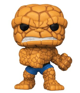 Funko Fantastic Four | The Thing Funko Pop Vinyl Figur