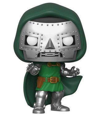 Funko Fantastic Four | Doctor Doom Funko Pop Vinyl Figur