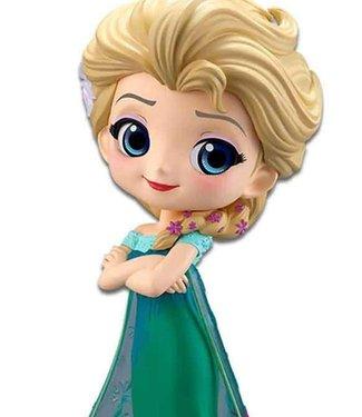 Banpresto Banpresto | Elsa (Dress) Q Posket Figur