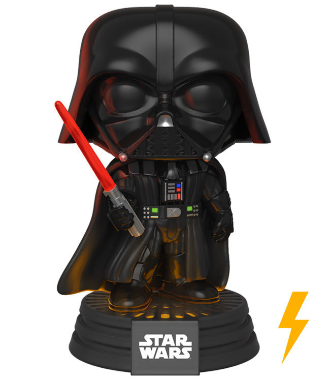 Funko Star Wars | Darth Vader (Elektronisch) Funko Pop Vinyl Figur