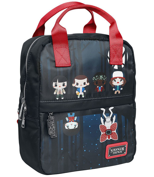 Loungefly Loungefly Stranger Things | Upside Down Mini Rucksack