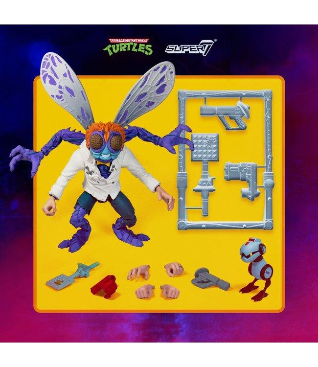 Super7 Turtles | Baxter Stockman Ultimates Actionfigur