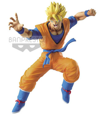 Banpresto Dragonball Legends | Son Gohan Statue