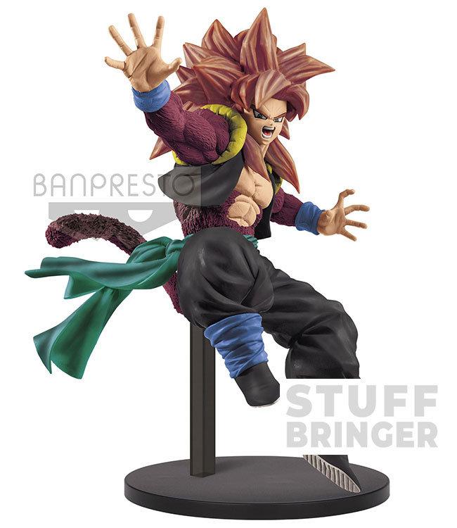 Banpresto Banpresto Dragonball | Super Saiyan 4 Xeno Gogeta Statue
