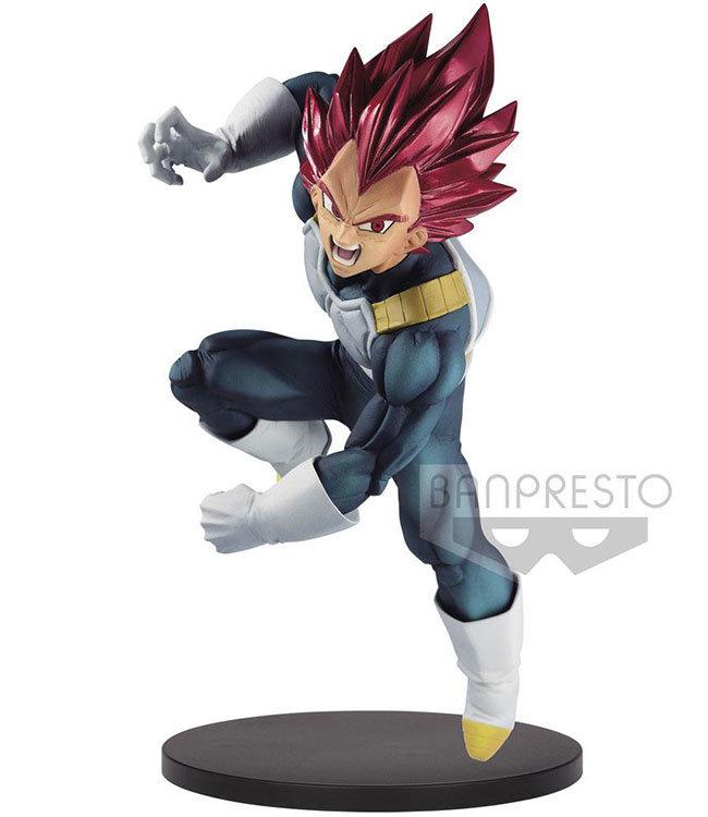 Banpresto Banpresto Dragonball | Super Saiyan God Vegeta Statue