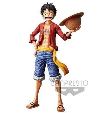 Banpresto Banpresto One Piece | Monkey D. Ruffy (Grandista) Statue