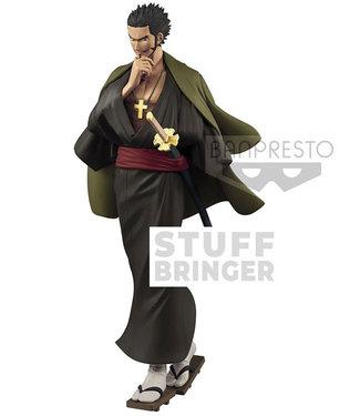 Banpresto Banpresto One Piece | Dracule Mihawk (Treasure Cruise) Statue