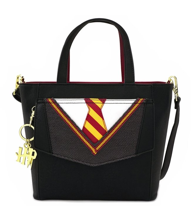 Loungefly Loungefly Harry Potter | Suit and Tie Crossbody Bag