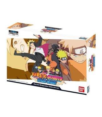 Naruto Boruto Card Game | Shippuden & Boruto Set