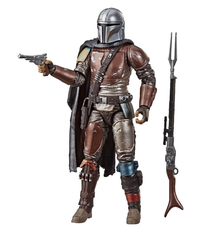 Star Wars Vorbestellung | Star Wars Black Series The Mandalorian Actionfigur (Carbonized)