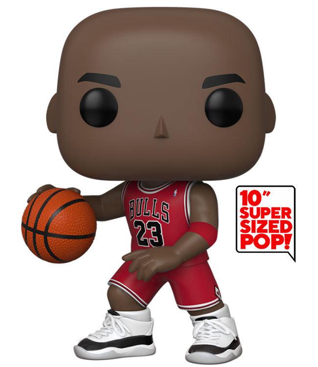 Funko NBA | Michael Jordan (10'') Funko Pop Vinyl Figur
