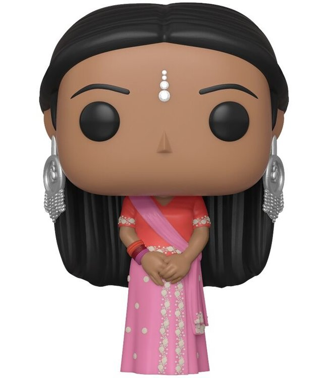 Funko Harry Potter | Yule Ball Parvati Patil Funko Pop Vinyl Figur