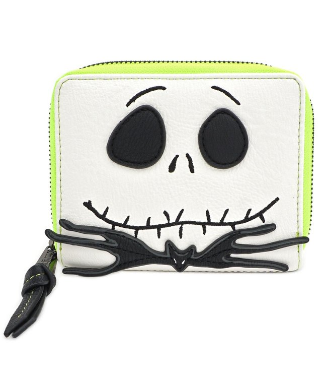 Loungefly Loungefly NBC | Jack Skellington Cosplay Geldbeutel