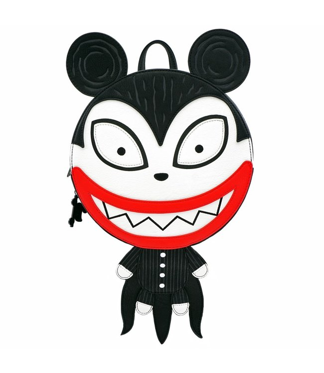 Loungefly Loungefly NBC | Vampire Teddy Mini Rucksack