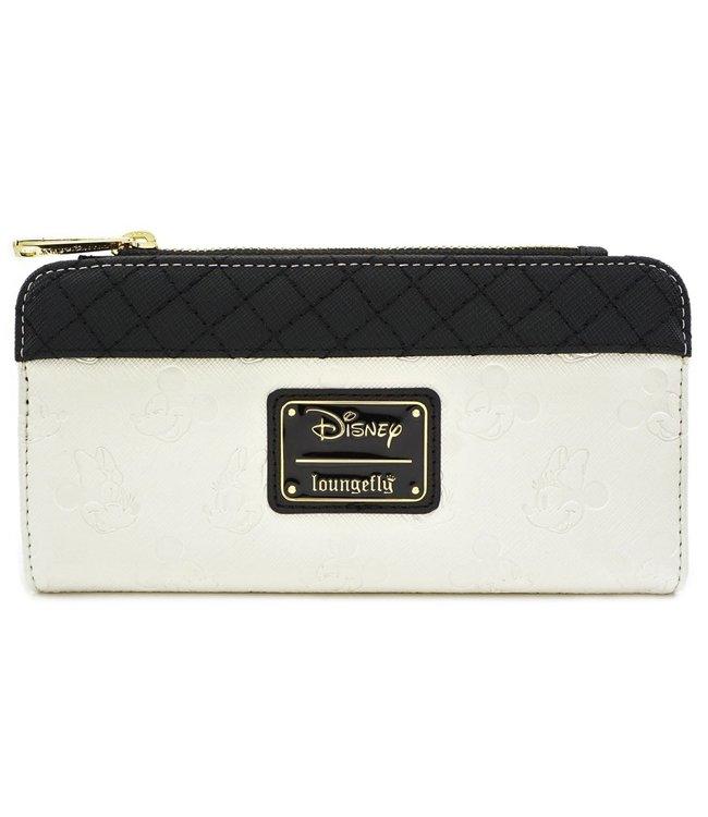 Loungefly Loungefly Disney | Minnie & Mickey Mouse Geldbeutel