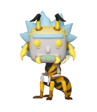 Funko Rick and Morty | Wasp Rick Funko Pop Vinyl Figur