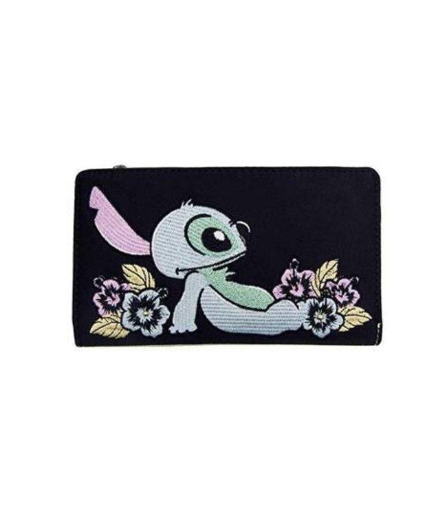 Loungefly Loungefly Disney | Stitch Flowers Geldbeutel