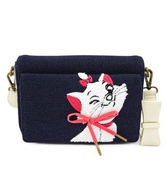 Loungefly Loungefly Disney | Marie Denim Crossbody Bag