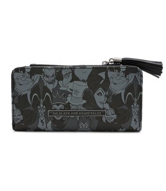 Loungefly Loungefly Disney | Villains Geldbeutel