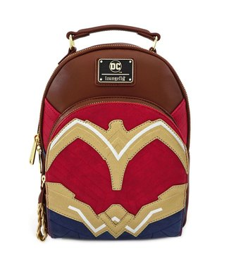 Loungefly Loungefly DC Comics | Wonder Woman Rucksack