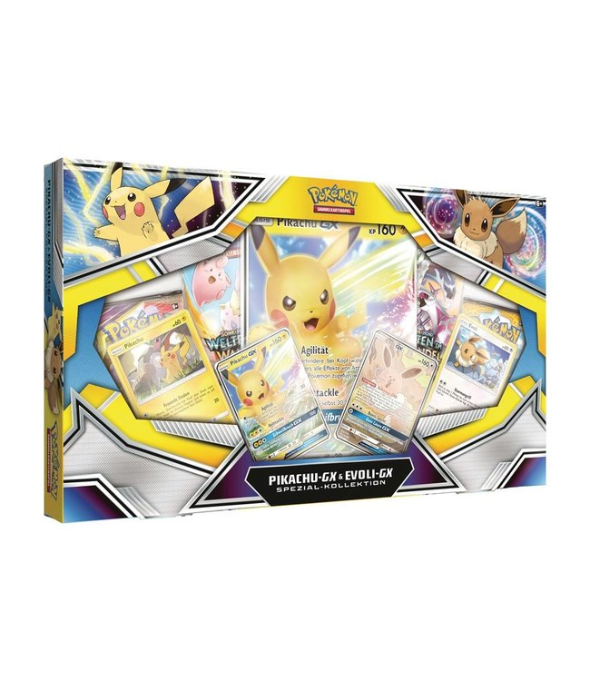 Pokémon Pokemon | Pikachu & Evoli-GX Spezial Kollektion