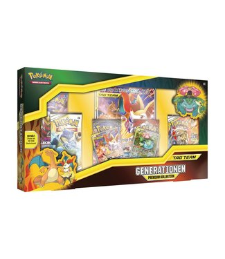 Pokémon Pokemon | Tag Team Premium Kollektion