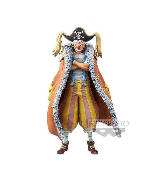 Banpresto Banpresto One Piece | Buggy (DFX Grandline Men) Statue
